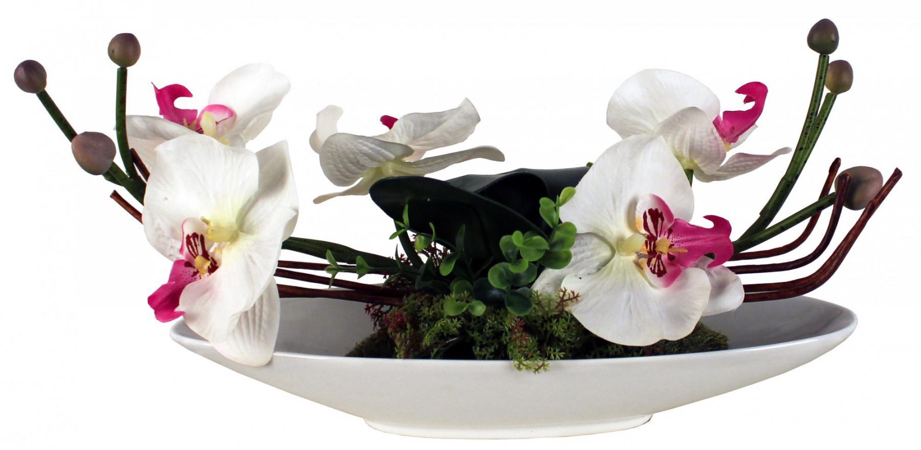 kunstblume in schale deko seidenblume blumen k nstliche blume kunstpflanze b1007 kaufen. Black Bedroom Furniture Sets. Home Design Ideas