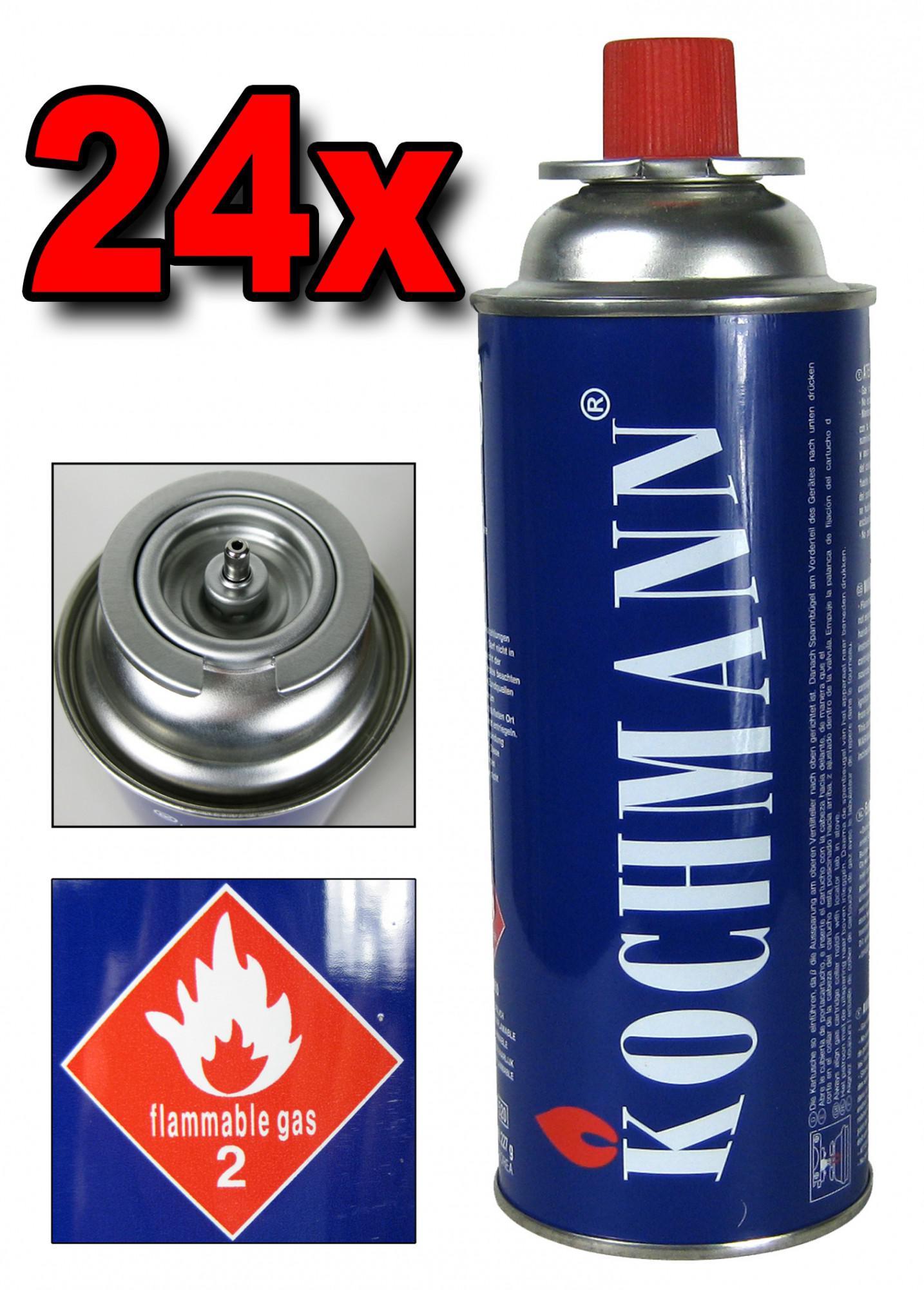 168 x gaskartuschen msf-1a pour réchaud Gaskartusche Camping Réchaud 227 g