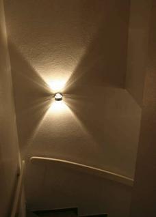 Top Light Puk Wall Outdoor LED Wandleuchte