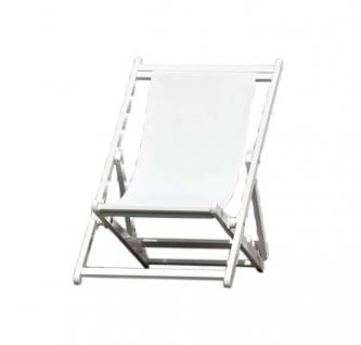Jan Kurtz Rimini Deckchair Liegestuhl