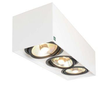 Mawa Design 111er eckiger Aufbaustrahler - LED
