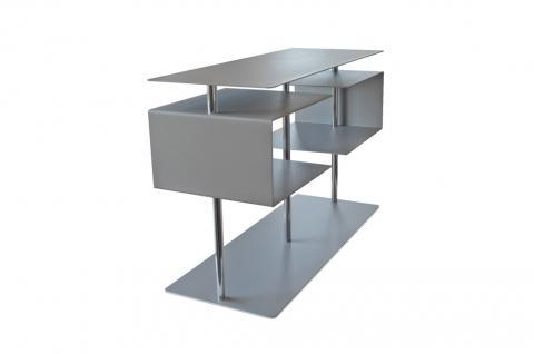 Beistelltisch design schwarz g nstig online kaufen yatego for Designer beistelltisch klassiker