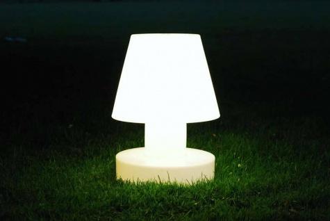 Bloom! Portable Lamp Tischleuchte / Trageleuchte mit Akku