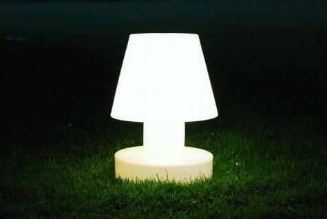 Bloom! Portable Lamp Tischleuchte / Trageleuchte mit Kabel