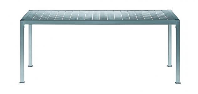 Driade Store Thali Tisch Aluminium (outdoor -tauglich)