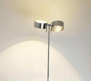 Top Light Puk Maxx Floor Maxi Twin LED Stehleuchte