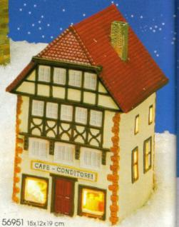 Lichthaus CAFE CONDITOREI IN OSNABRÜCK