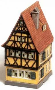 Lichthaus GELBES HAUS am PLÖNLEIN in ROTHENBURG OB