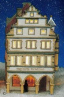 Lichthaus WESTFÄLISCHE NACHRICHTEN am PRINZIPALMARK
