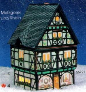 Lichthaus METZGEREI LINZ AM RHEIN