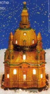 Lichtkirche FRAUENKIRCHE DRESDEN 36 cm hoch