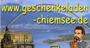 Logo von Geschenkeladen Chiemsee