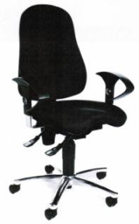Bürodrehstuhl 10-10 Fitness-Drehstuhl - Vorschau