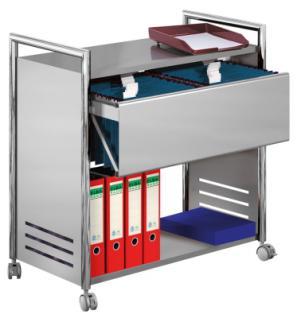 Bürowagen Mappenwagen I