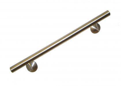 Handlauf - Edelstahl D 33 jede Länge lieferbar - Vorschau 1