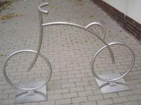 Fahrrad-Anlehnbügel Fahrrad-Bügel- Design