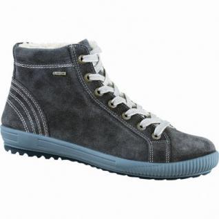 Legero Damen Leder Winter Booties stone, Weite G, 1635290/8.0