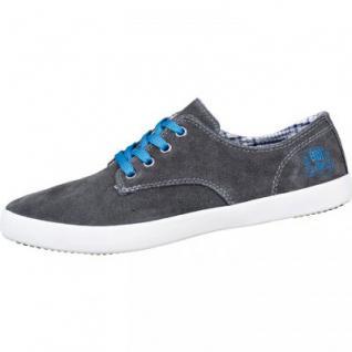 Be Mega Herren Sneaker grau, Velourleder, 2132234