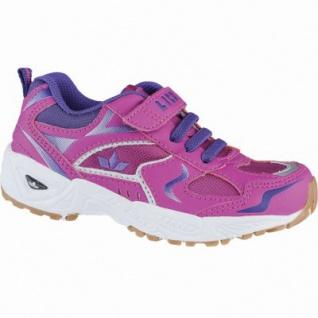 Lico Bob VS modische Mädchen Nylon Sportschuhe pink, Textilfutter, auswechselbare Textileinlegesohle, 4039123
