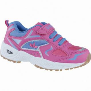 Lico Bob VS modische Mädchen Nylon Sportschuhe pink, auswechselbare Textileinlegesohle, 4238218/25