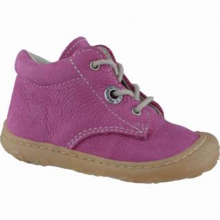 Pepino Cory Mädchen Leder Lauflern Schuhe pop, Pepino Leder Fußbett, mittlere Weite, 3038116