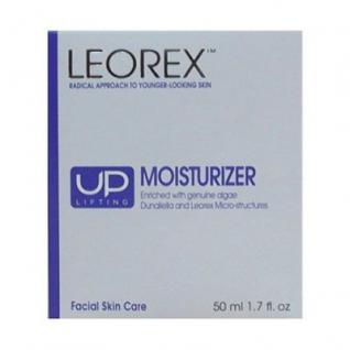Leorex Lifting Feuchtigkeitscreme mit Algen, Vitaminen, strafft die Haut, 50 ml=1060 ¤/1 L