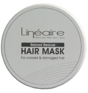 Linéaire Rescue Haarmaske gefärbtes + geschädigtes Haar, spendet Feuchtigkeit, 300 ml=54, 00 ¤/1 L