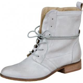 SPM Damen Leder Sommer Boots hellgrau, 1634116/40