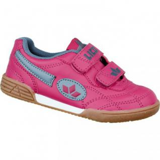 Lico Bernie V, Mädchen Hallen Turnschuhe pink, 4234148