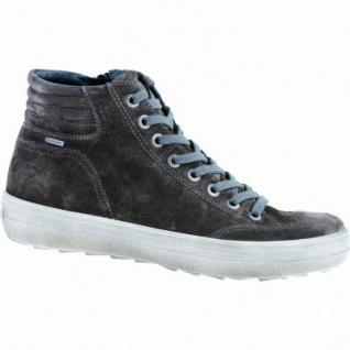 Legero Damen Leder Winter Boots stone, Weite G, 1635292/8.5