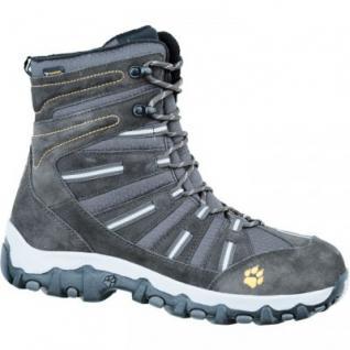 Jack Wolfskin Snow Trekker Texapore Men black, 4533134/7.5