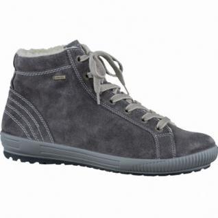 Legero trendige Damen Leder Winter Boots ematite, Warmfutter, warmes Fußbett, Gore-Tex, Comfort Weite G, 1637354