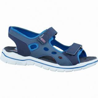 Ricosta Miro modische Jungen Synthetik Sandalen regatta ozean, Ricosta Fußbett, mittlere Weite, 3536135