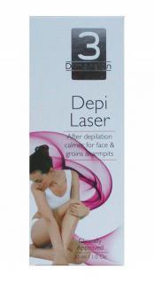 Depi Laser permanente Haarentfernung, Anti Haarwuchs Balsam Gesicht, Damenbart, Achseln, Bikini, 30 ml=1096, 67 ¤/1 L