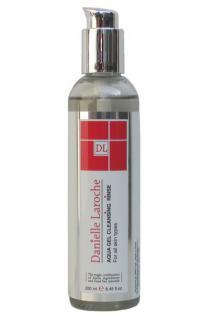 Danielle Laroche Aqua Reinigungsgel alle Hauttypen, spendet Feuchtigkeit, pflegt, 250 ml=45, 20 ¤/1 L
