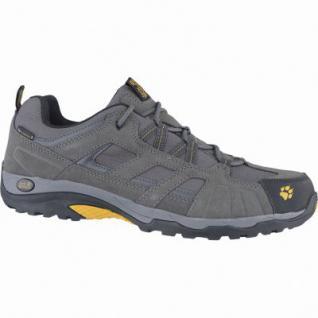 Jack Wolfskin Vojo Hike Texapore Men Herren Leder Mesh Outdoor Schuhe burly yellow, Texapore Ausstattung, 4438156