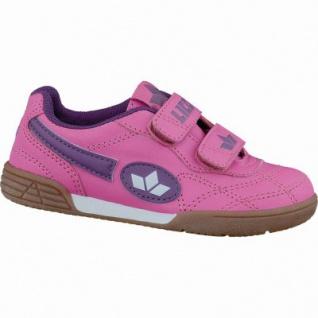 Lico Bernie V modische Mädchen Synthetik Sportschuhe pink, Textilfutter, auswechselbare Textileinlegesohle, 4237110
