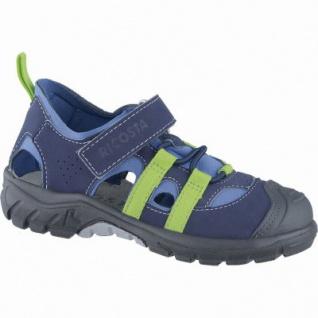 Ricosta Howie modische Jungen Synthetik Sandalen nautic, Ricosta Leder Fußbett, mittlere Weite, 3538134