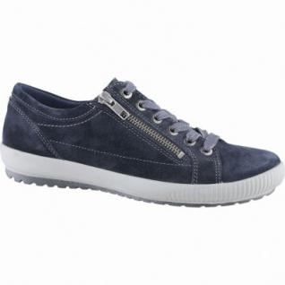 Legero modische Damen Komfort Leder Sneakers pacific, anatomisches Fußbett, Weite G, 1339103/3.5