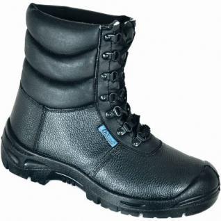 Belmo Sicherheitsstiefel schwarz S3, Rindleder, 5520102/42