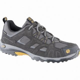 Jack Wolfskin Vojo Hike Texapore Men Herren Mesh Outdoor Boots burly yellow, atmungsaktives Polyesterfutter, 4439145
