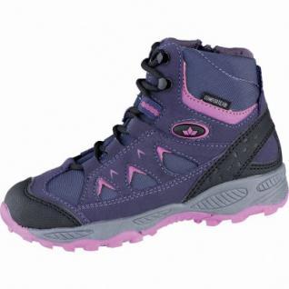 Lico Cascade sportliche Mädchen Nylon Winter Trekking Boots lila, Warmfutter, warme Einlegesohle, 4539109