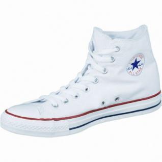 Converse Chuck Taylor All Star High weiß, Damen, Herren Canvas Chucks, 4234129