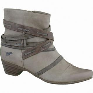 Mustang Damen Soft Synthetik Stiefeletten taupe, 1635200