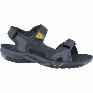 Jack Wolfskin Lakewood Cruise Sandal M Herren Mesh Outdoor Sandalen burly yellow, 2438135