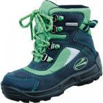 Richter Jungen Winter Nylon Boots blau, Sympatex, 4533121
