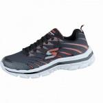 Skechers coole Jungen Mesh Sneakers black, Memory-Foam-Gel-Infused-Decksohle, 4037112