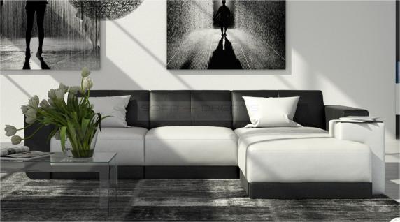 ecksofa ferragamo l form kaufen bei pmr. Black Bedroom Furniture Sets. Home Design Ideas