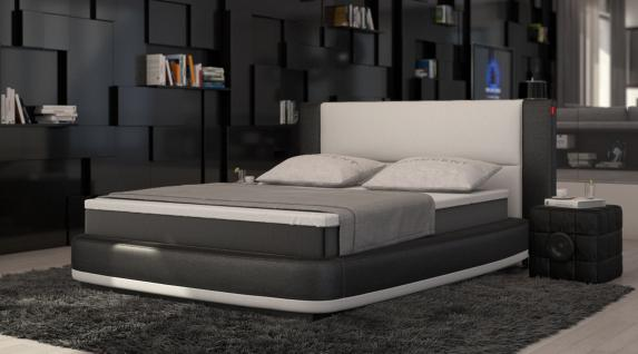design boxspringbett aquila kaufen bei pmr handelsgesellschaft mbh. Black Bedroom Furniture Sets. Home Design Ideas