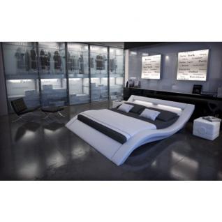 design komplettbett massa weiss matratze lattenrost kaufen bei pmr handelsgesellschaft mbh. Black Bedroom Furniture Sets. Home Design Ideas